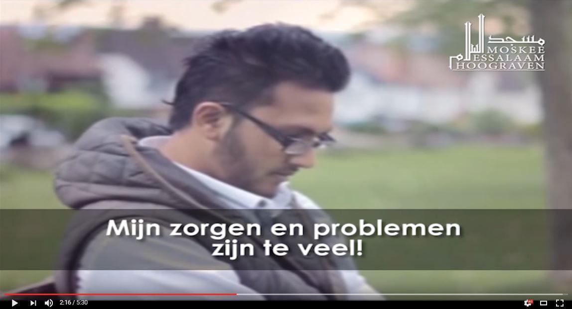 De Genezing voor Problemen, Zorgen en Verdriet | Sheikh Khaled Rashid ᴴᴰ