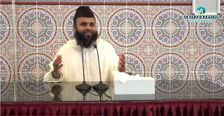 'Beste Moslim, Bid jij nog steeds niet?!' ᴴᴰ | Lezing speker: Said Amrani