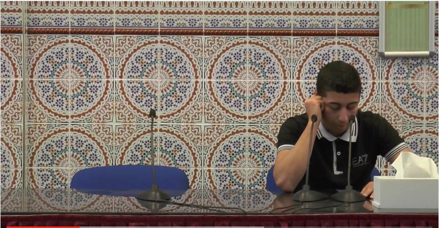 Een mooie Koran recitatie van Broeder Youssef